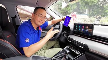 车联网PK,揭秘新宝骏RS-3有多智能?
